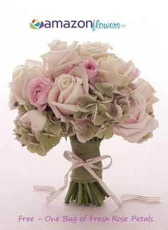 Bridal Bouquet Cognac
