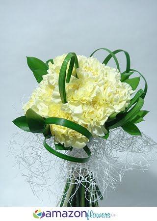toss bouquet charon