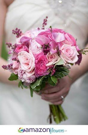 bridal bouquet soft feelings
