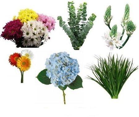diy wedding flowers 1