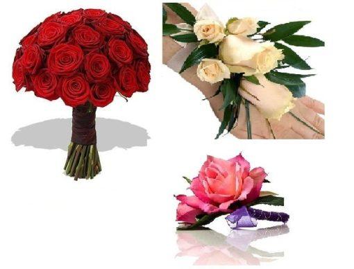 bridal bouquet passion